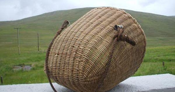 Basket Weaving London : Lois walpole willows and widdies weaving baskets a ei