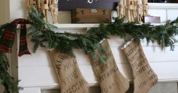Write out O holy night lyrics on chalk board and cute idea