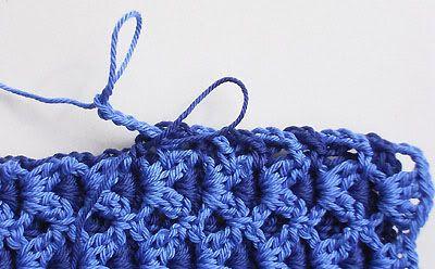 h keln zweifarbiger topflappen stricken und h keln pinterest best crochet crochet. Black Bedroom Furniture Sets. Home Design Ideas