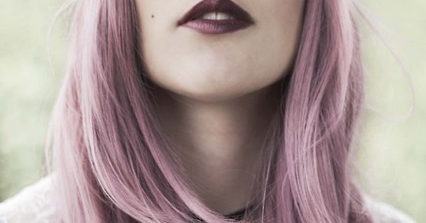 #pastelhair hairspiration marzipanhair