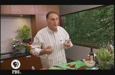 MADE IN SPAIN | Fried Eggs and Chorizo | PBS by Jose Andres | Food ...