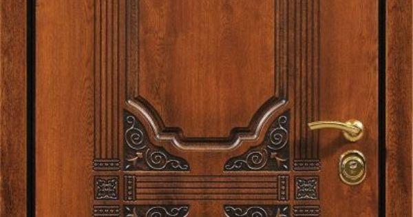 двери стальные из мдф с художественной фрезеровкой