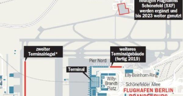Flughafen Berlin Schonefeld Viel Zu Klein Der Ber Offnet Zwar