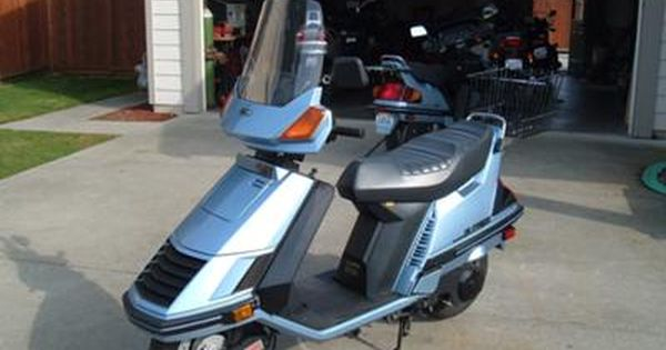 1986 Honda Ch150 Elite Scooter For Sale Scooters For Sale Scooter Honda