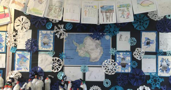 Classroom display |