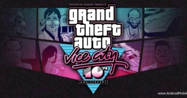 Grand Theft Auto Vice City 1 03 Mod Apk Data City Games Grand Theft Auto Download Games