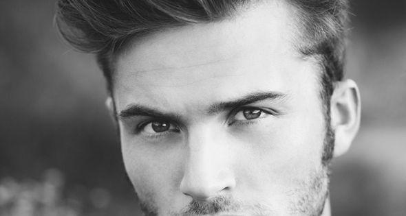 forme visage coiffure homme ovale coupes de cheveux pinterest coup et coiffures. Black Bedroom Furniture Sets. Home Design Ideas