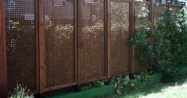 Separadores de ambientes para jardines buscar con google for Separadores de jardin