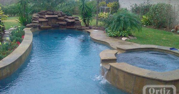 Ortiz pools pools dream pinterest fort bend sugar for Easy pool obi