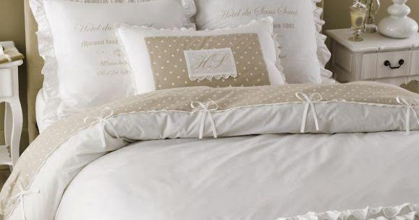 Digne des maisons d 39 h te d couvrez la parure de lit sans for Parure de lit maison du monde