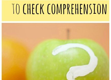 How to Ask Questions to Check Comprehension | Educational Dyslexia Fonts -