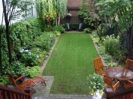 Decoraci n de patios peque os decoraci n de patio for Decoracion patio pequeno