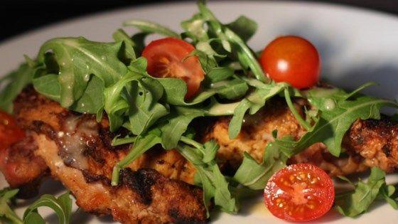Chicken Paillard Recipe Allrecipes Com Chicken Paillard Recipes Chicken Dishes