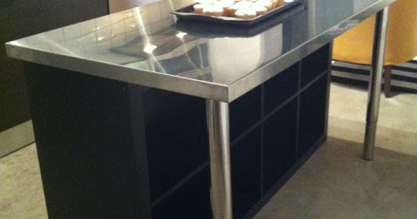 12 diy cheap and easy ideas to upgrade your kitchen 4 - Cheap kitchen island ideas ...