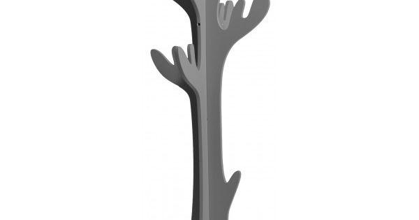 Porte manteau arbre cactus perle pour enfant chambre - Porte manteau enfant arbre ...