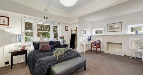 Gold Chalk Californian Bungalow Makeover Brown Carpet Grey Carpet Bedroom Bungalow Interiors
