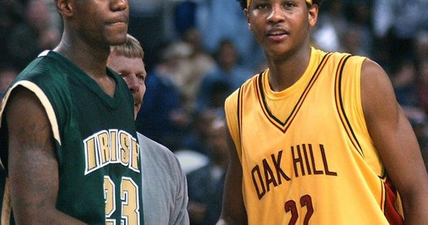 46 Rare and Iconic Photos of LeBron James in High School ...