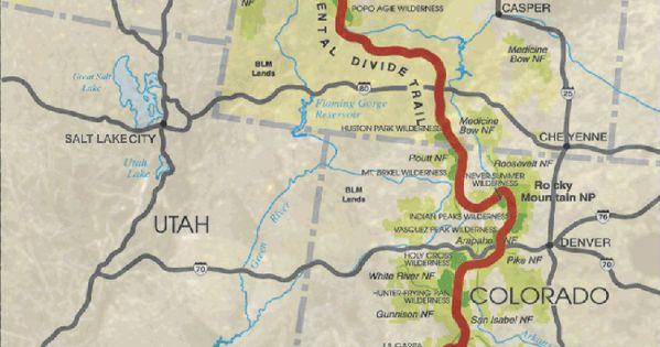 Continental Divide Trail Colorado   Continental Divide ...