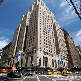 New Yorker Hotel Address New Yorker Hotel History The New Yorker Hotel Haunted Yotel New York Wyndham Ne With Images New York City Vacation Hotel Rewards New York Vacation