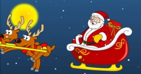 Santa Claus Games Free Online