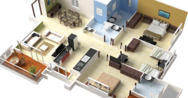 3d Floor Plan Services Palazzo Renovation Pinterest