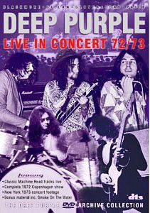 Live In Concert 1972 73 Wikipedia The Free Encyclopedia Deep Purple Deep Concert Posters