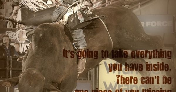 Funny Bull Riding Quotes: Slide And Ride Cowboy