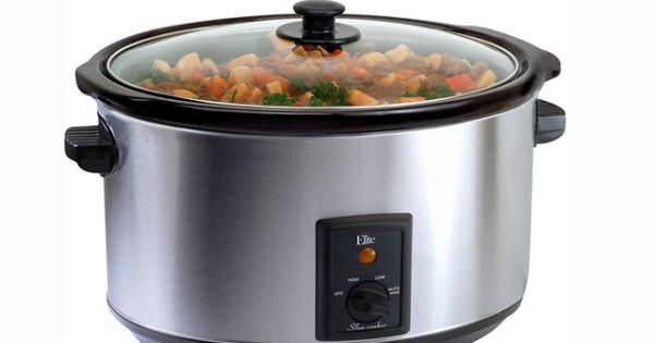 Tips para cocinar en la olla de cocci n lenta olla de - Olla para cocinar ...
