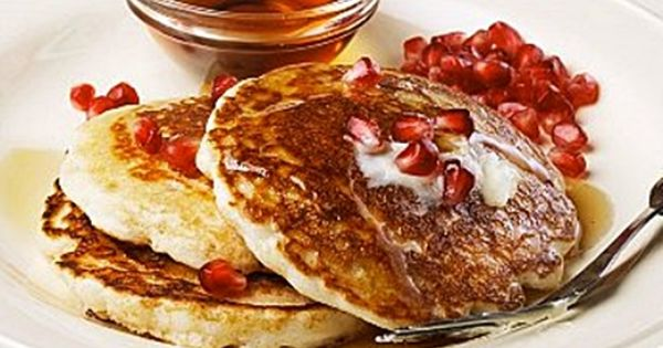 Pancakes and Pomegranates on Pinterest