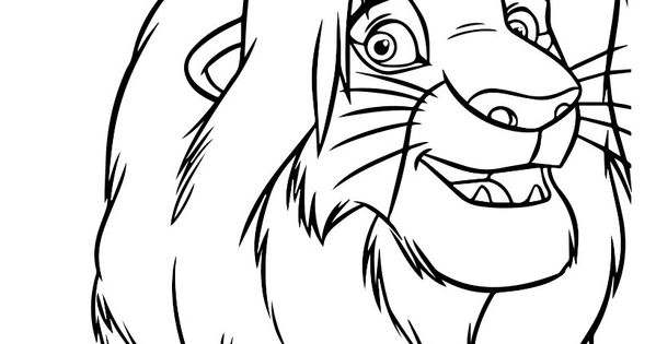 king portrait coloring pages - photo#17