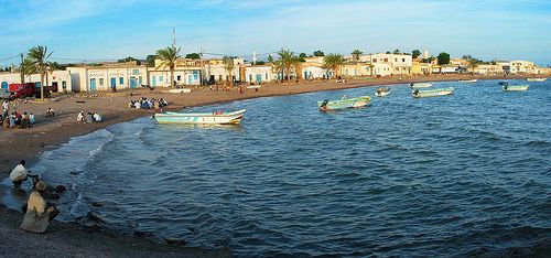 Tadjoura, city of Djibouti in photos | Beautiful places, City, Photo
