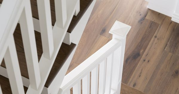 Best American Oak Mdf Timber Stair Staircase 640 x 480