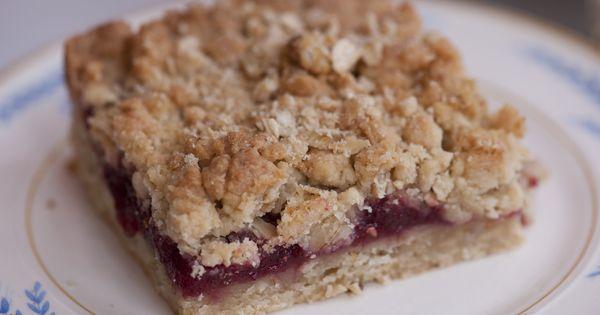 Raspberry Crumble Bars Whole Foods