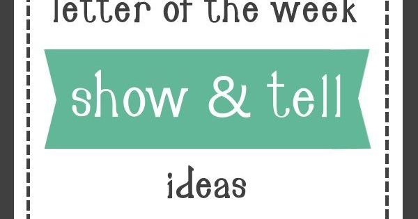 letter z show and tell ideas large list of show and tell ideas for letter of the week 250