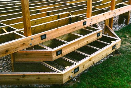 Special Techniques Products Upper Canada Carpentry Deck Staircase Deck Stairs Diy Deck