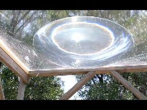 Esferas Solares Que Generan Energia Incluso Con La Luna Proyectos De Energia Solar Energia Solar Calefaccion Solar