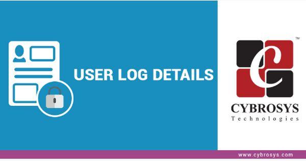 User Log Details Record Login Date Ip Address Of Login User