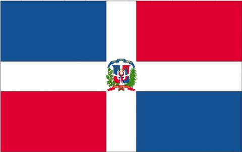 Dominican Republic Flags With Seal Flag Of Europe Flags Of The