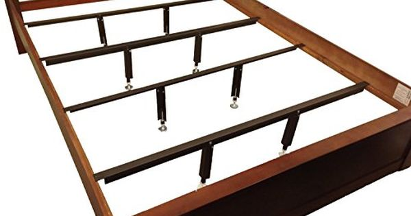Queen Heavy Dutywaterbed Center Supports For Beds With Wood Side Rails 818 Height Click Image For More Details Steel Bed Frame Water Bed Steel Bed