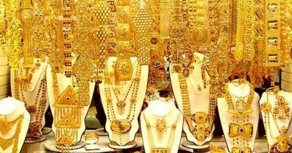 Saudi Arabia Why Saudi Women Receive So Much Jewelry Dubai Gold Jewelry Black Gold Jewelry Gold Price