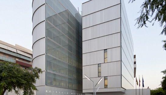 Javier garc a solera vera edificio de oficinas marsamar for Oficina de empadronamiento de alicante
