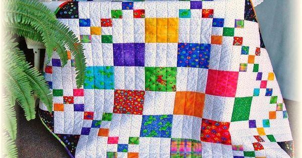 415 Diamond Patch Quilt Pattern Patch Quilt Patterns