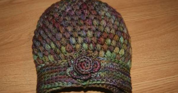 Crochet Stitches English Version : Hat free crochet pattern - English version below hat picture Crochet ...