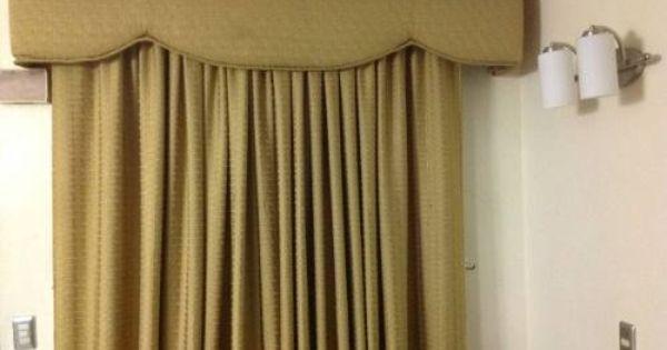 cenefas para cortinas de carton paso a paso - Buscar con Google ...