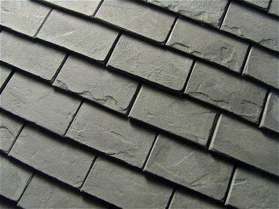 Minworks Slatelookrooftiles Doll House Slate Roof Tiles Dollhouse Tutorials