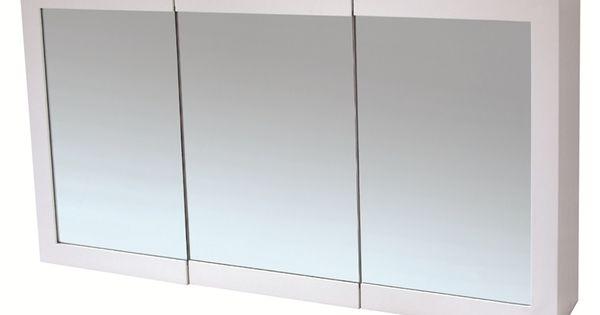 Bunnings 259 Award 620 X 1200 X 160mm Siena 3 Door