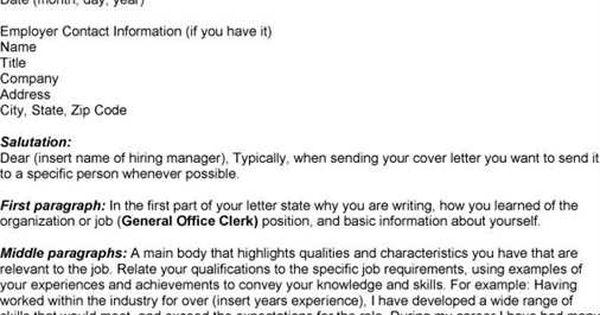general office clerk cover letter free sample letters data entry - data entry cover letter