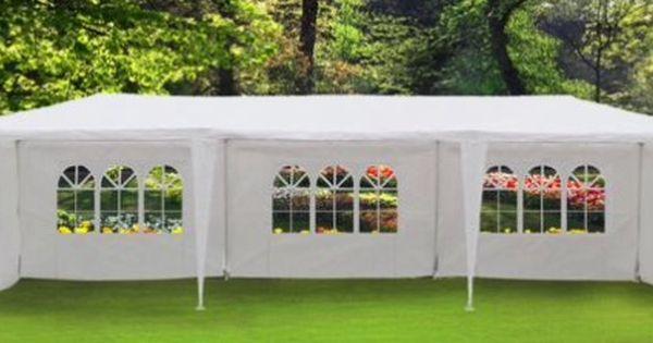Tonelle De 9m X 3m Tonelle Maison Tente Reception