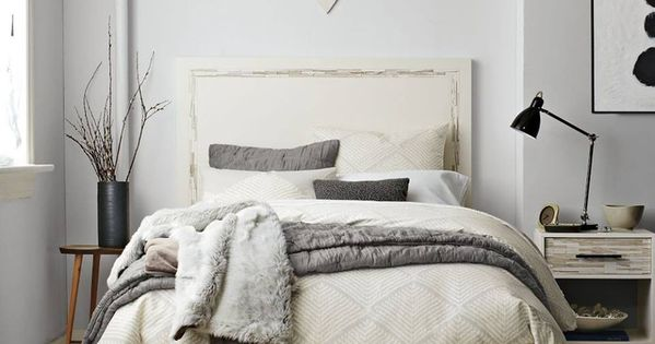 Grey Walls Paint Colors And Neutral Bedrooms On Pinterest