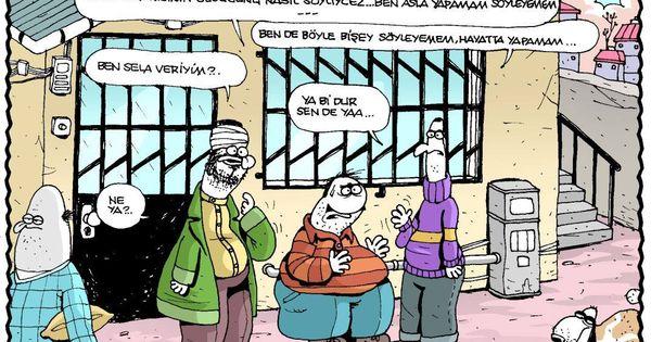 Sule Acar Adli Kullanicinin Karikatur Dunyam Panosundaki Pin Karikatur Komik Mizah